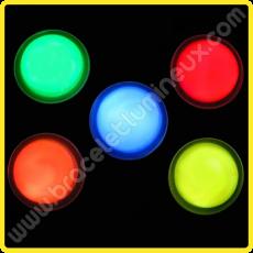 Pins Fluorescentes (1 uds)