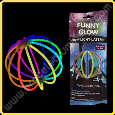Sphère Lumineuse Unicolore Individuelle (1 u.)