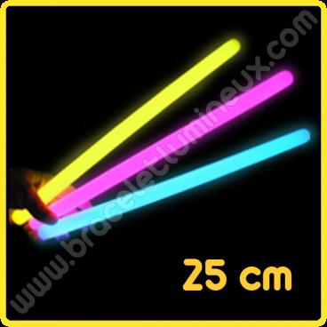 Bâtons Lumineux 25 cm (25 u.)