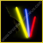 Sticks Lumineux 15 cm (25 u.)