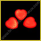 Pins Lumineux Cœur (1 u.)
