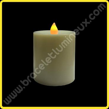Bougie Lumineuse Led 7 x 6,3 cm