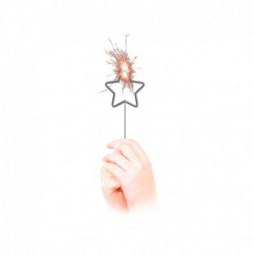 Cierge Magique en forme d'Étoile