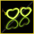 7b17acd09de0f1 Lunettes Lumineuses Coeur Individuelles (1 u.)