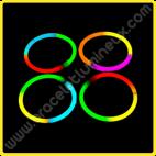 Bracelets Lumineux Tricolores