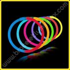Bracelets Lumineux Bicolores