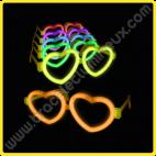 Lunettes Lumineuses Coeur à l' engros