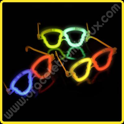 083ac24c12a226 Lunette Lumineuse Fluo - BraceletLumineux.Com