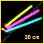 Bâtons Lumineux 30 cm