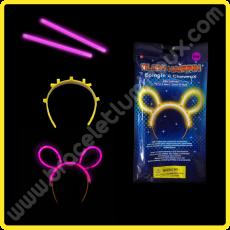 Orejas Fluorescentes Individuales