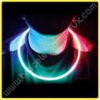 Colliers Lumineux Tricolores