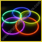 Colliers Lumineux Unicolore