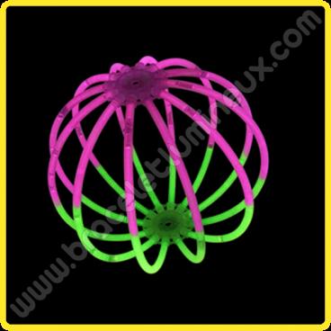 Sphères Lumineuses Bicolores (8 u.)
