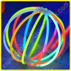 Sphères Lumineuses Unicolores