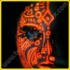 Peinture Fluorescente Corps 50 ml