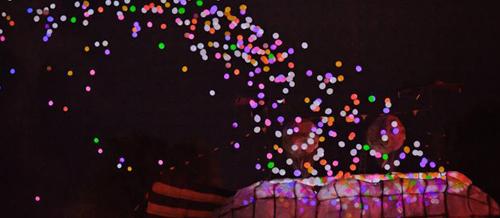 ballon phosphorescent - Ballon Phosphorescent Mariage