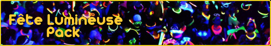 fete lumineuse fluo