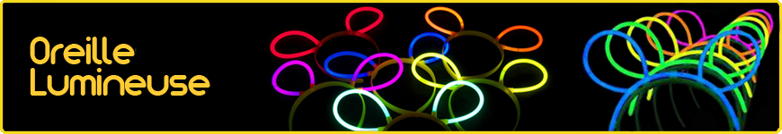 lunette lumineuse fluo