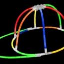 Casquette Phosphorescente pour Fête